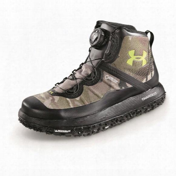 Under Armour Men's Fat Tire Gore-tex Waterproof Boots