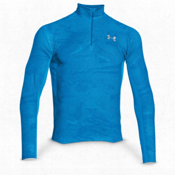 Under Armour Men's Coolswitch Thermcline Quarter-zip Shirt