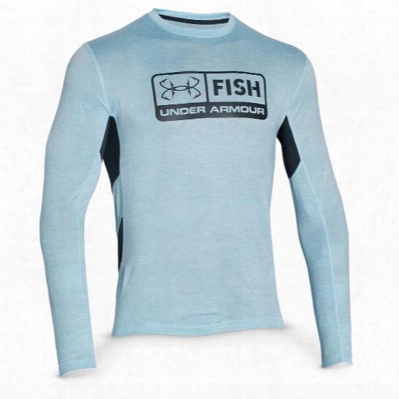 Under Armour Men's Fish/tech Long Sleeve T-shirt
