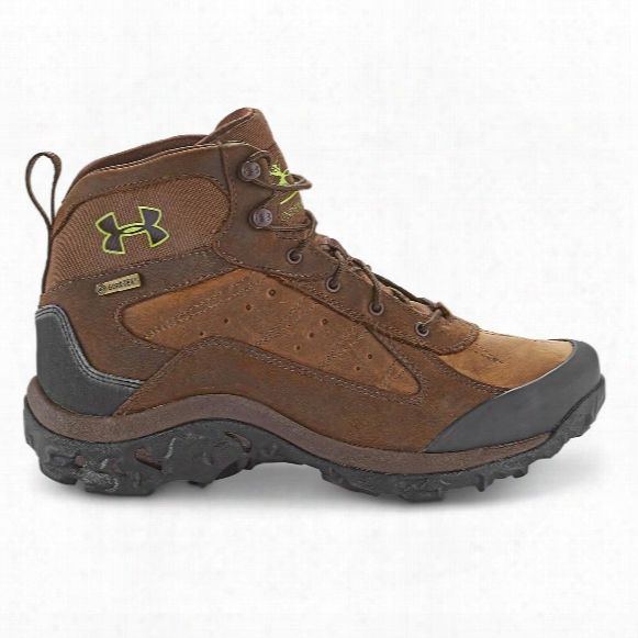 Under Armour Men's Wall Hanger Waterproof Hunting Boots, Uniform/black