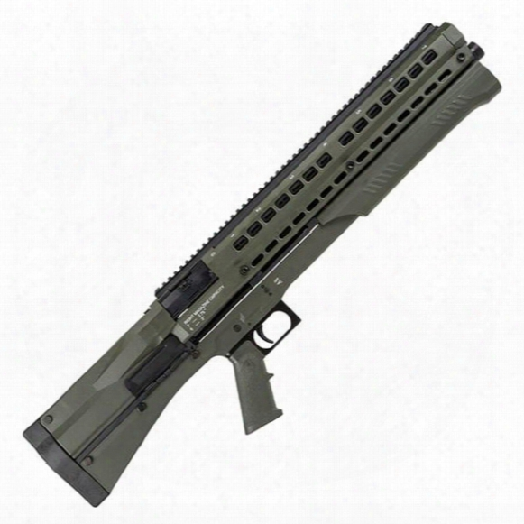 "Utas Uts-15 Bullpup Tactical, Pump, 12 Gauge, 18.5"" Barrel, 15 Rounds, 15 Round Capacity"