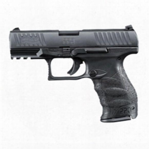 "Walther Ppq M2 Lo-cap, Semi-automatic, 9mm, 4"" Barrel, 10-rd. Capacity"