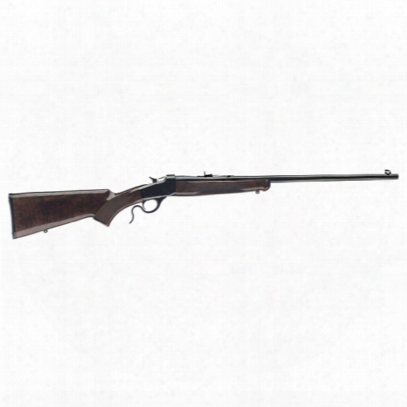 "Winchester 1885 Low Wall Hunter, Lever Action, .17 Wsm, Rimfire, 24"" Barrel, 1 Round"
