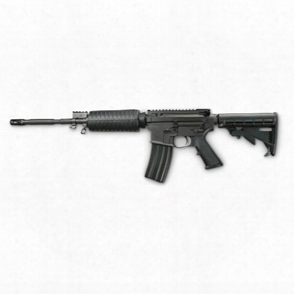 "Windham Weaponry Carbon Fiber Src Ar-15, Semi-automatic, 5.56 Nato, 16"" Barrel, 30+1 Rounds"