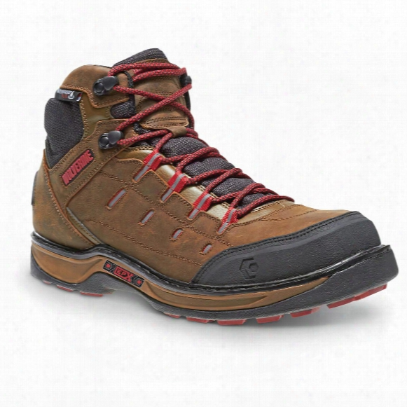 Wolverine Men's Waterproof Edge Lx Epx Work Boots