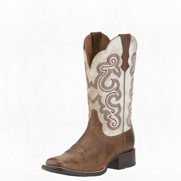 "Women's Ariat 11"" Quickdraw Cowgirl Boots"
