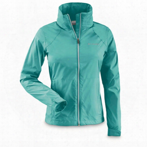 Women's Columbia Switchback Ii Waterproof Jacket