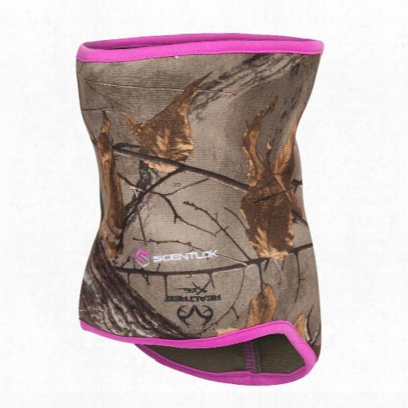 Women's Scentlok Neck Gaiter / Face Mask, Realtree Xtra Camo