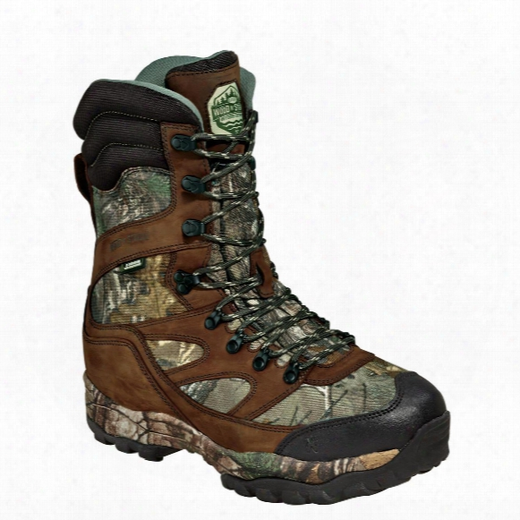 "Wood N' Stream 10"" Mountain Ridge 2,040 Gram Thinsulate Insulation Boots"