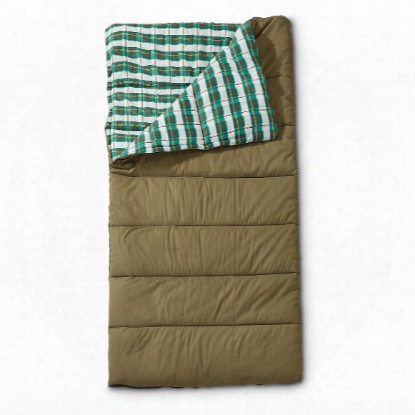 Amefican Trails Pendleton Rectangular Sleeping Bag, 5 Lbs. Fill