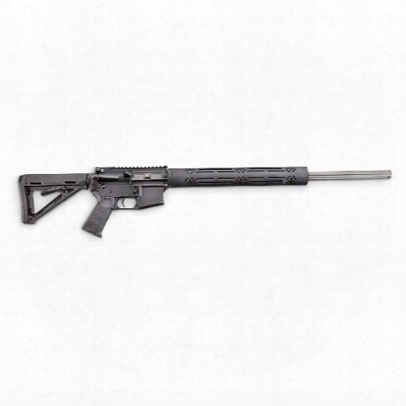 "Anderson Predator Ar-15, Semi-automatic, 5.56 Nato/.223 Remington, 24"" Sttainless Barrel, 30+1 Rounds"