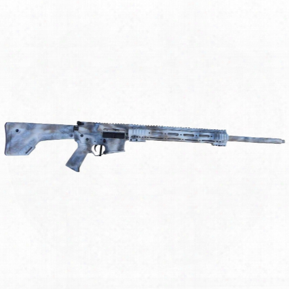 Apf 204 Rifle , Semi-automatic, .204 Ruger, Snow Camo, 30 Round, 30 Round Capacity