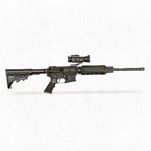 Apf Econo Carbine, Semi-automatic, .223 Wylde, Vortex Strikefire Ii Red-dot Scope, 30+1 Rounds