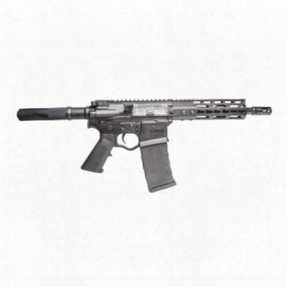 "Ati Omni Hybrid Maxx Pistol, Semi-automatic, .300 Aac Blackout, 8.5"" Barrel, 30+1 Rounds"