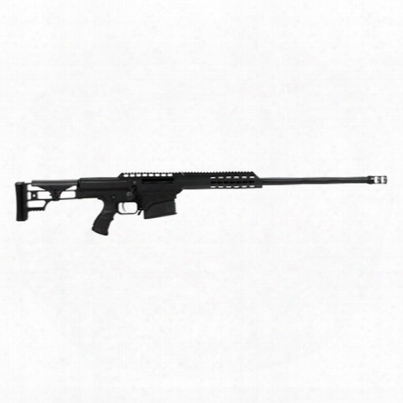 "Barrett Model 98b Tactical, Bolt Action, .300 Winchester Magnum, 24"" Barrel, 10+1 Rounds"