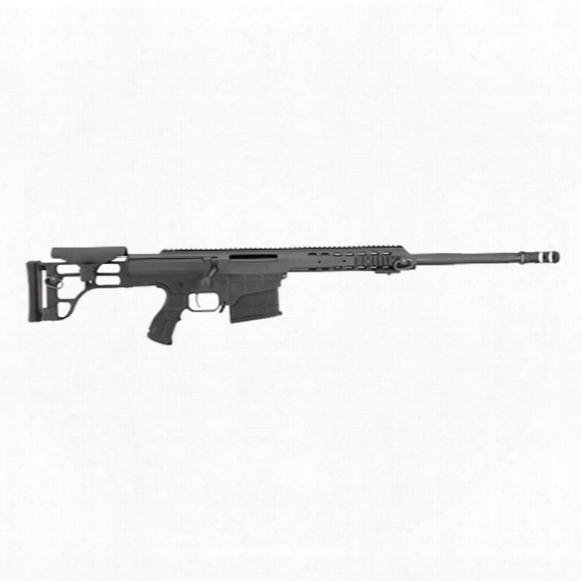 """Barrett Model 98b Tactical, Bolt Action, .338 Lapua Magnum, 24"""" Heavy Barrel, 10+1 Rounds"""