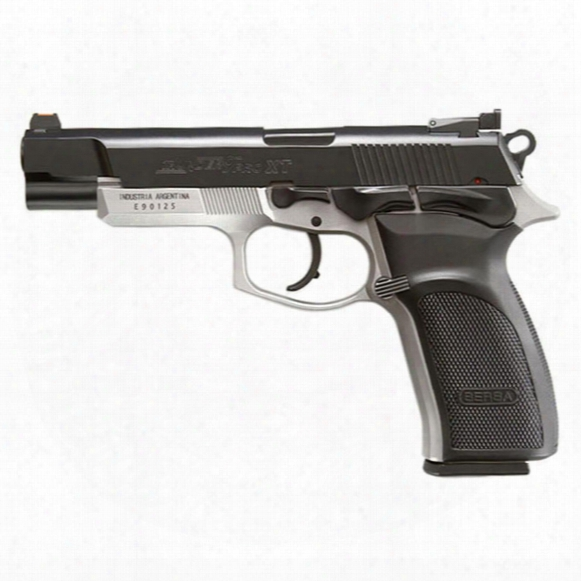 "Bersa Thunder Pro, Semi-automatic, 9mm, 4.25"" Barrel, 17 Rounds."