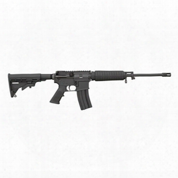 "Bushmaster Xm-15 Optic Ready Carbine, Semi-automatic, 5.56x45mm, 16"" Barrel, 30 Rounds, 30+1"