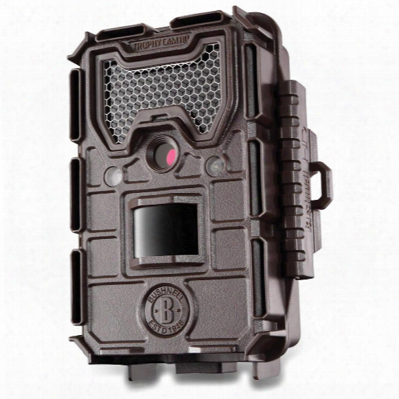 Bushnell Trophy Cam Hd Essential E2 Trail/game Camera, 12mp