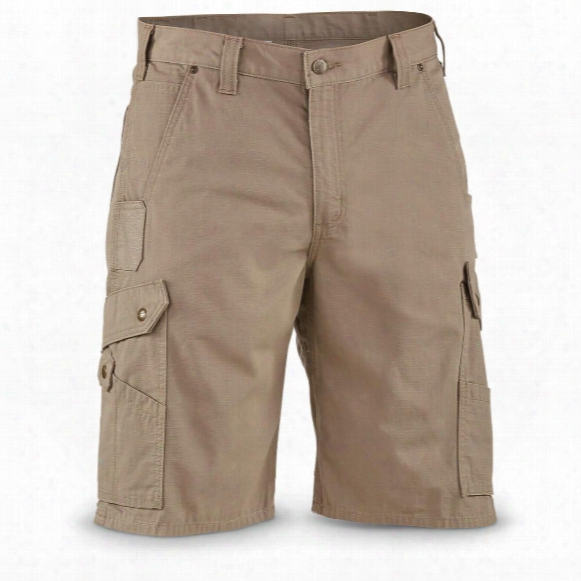 Carhartt Men's Cargo Work Shorts, Irregular