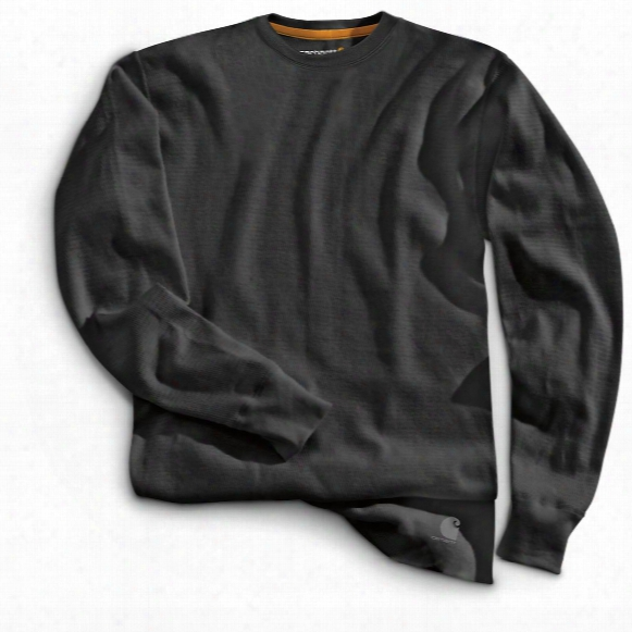 Carhartt Men's Base Force Super-cold We Ather Crewneck Thermal Top
