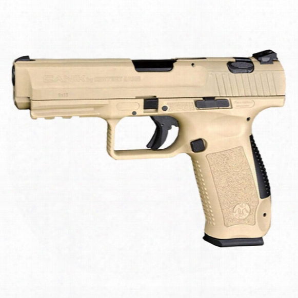 "Century Arms Tp9sa Canik, Semi-automatic, 9mm, 4.47"" Barrel, 10 Rounds"