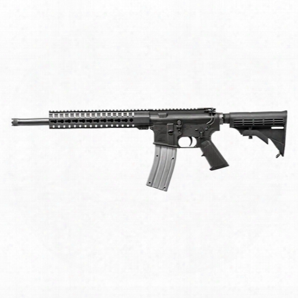 "Cmmg Mk4 Ht, Semi-automatic, .22lr, Rimfire, 16"" Heavy Barrel, 25 Rounds, 25 Round Capacity"
