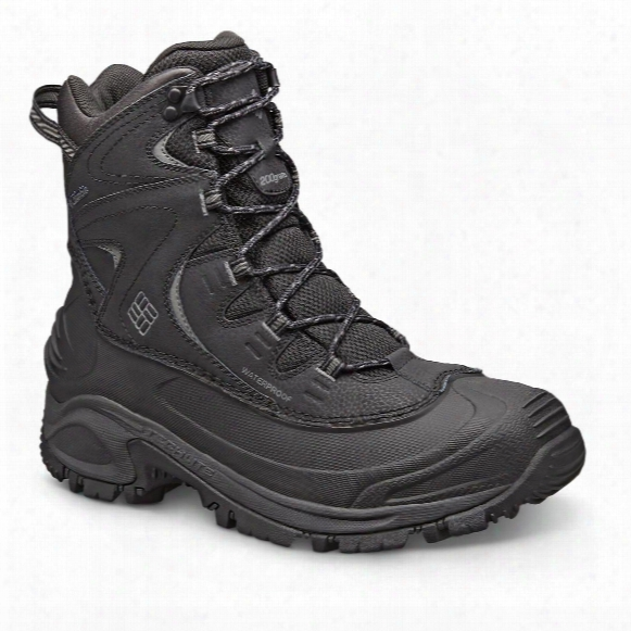Columbia Men's Bugaboot Ii Insulated Waterproof Winter Boots