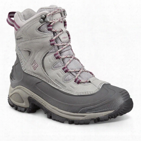 Columbia Women's Bugaboot Ii Lace-up Insulated Winter Boots