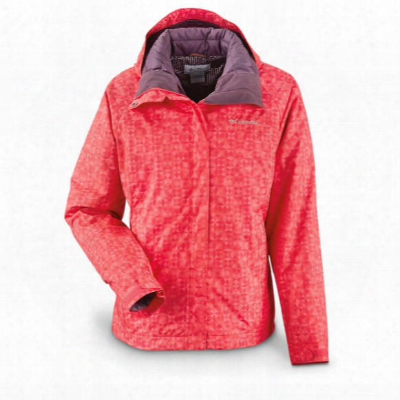 Columbia Women's Outer West Interchange Jacket