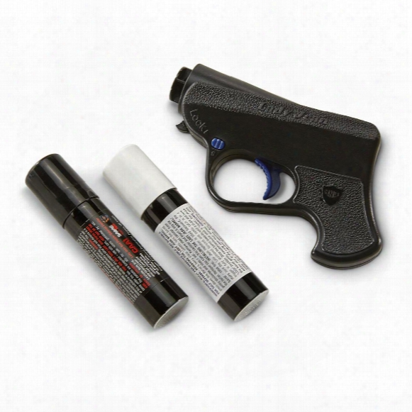 Command Arms Accessories Lady Jean Pepper Spray Gun, Black