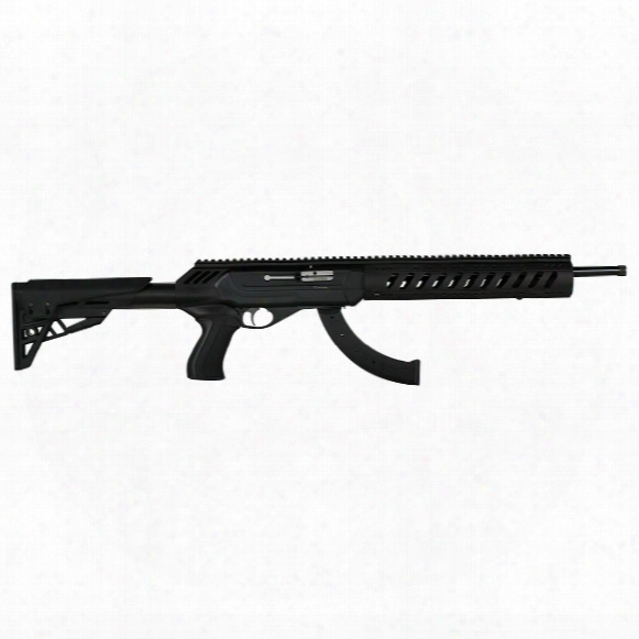 "Cz-usa 512 Tactical, Semi-automatic, .22 Wmr, Rimfire, 16.5"" Barrel, 10 Rounds, 10 Round Capacity"