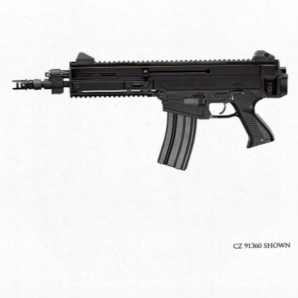 "Cz-usa 805 Bren S1 Pistol, Semi-automatic, 5.56x45mm, 11"" Barrel, 30 Rounds"
