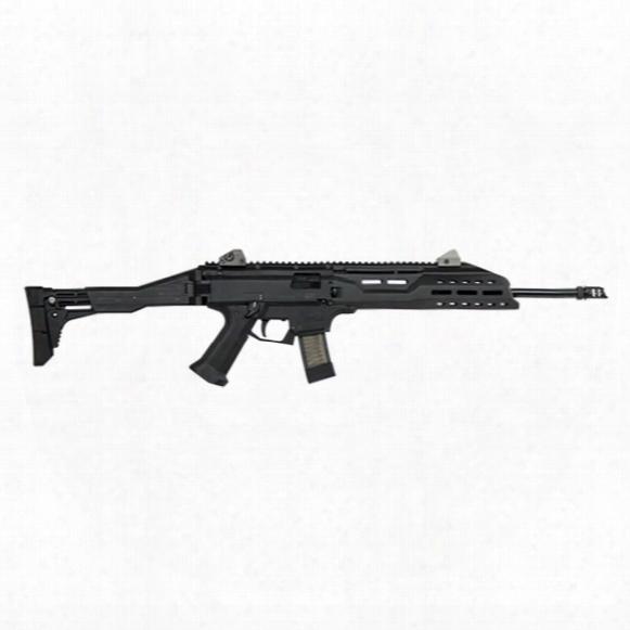 "Cz-usa Scorpion Evo 3 S1 Carbine, Semi-automatic, 9mm, 16.2"" Barrel, 20+1 Rounds"