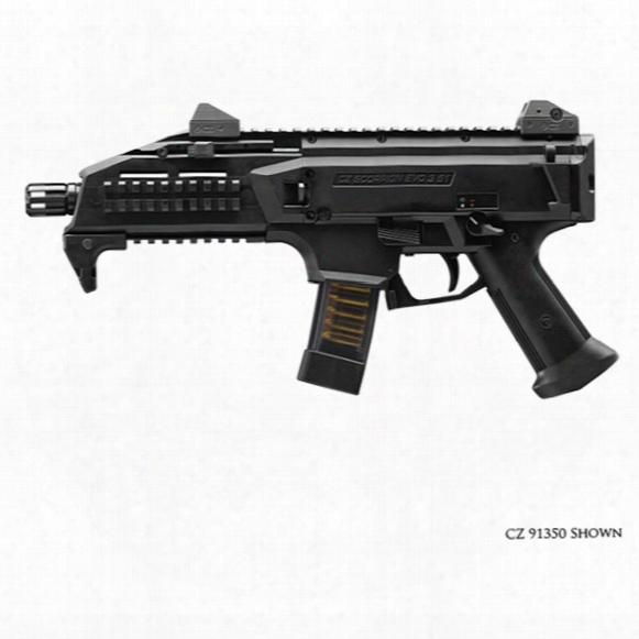 "Cz-usa Scorpion Evo 3 S1 Pistol, Semi-automatic, 9mm, 7.72"" Barrel, 20+1 Rounds"