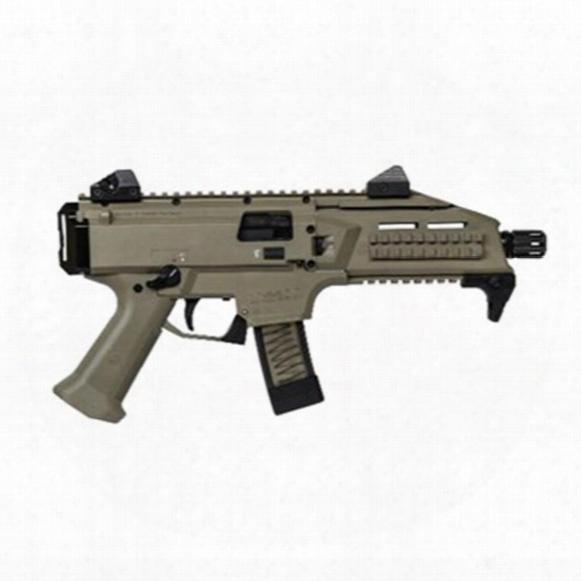 "Cz-usa Scorpion Evo 3 S1 Pistol, Semi-automatic, 9mm, Fde, 7.72"" Barrel, 20+1 Rounds"
