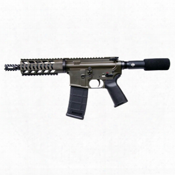 "Diamondback Firearms Db-15p Ar Pistol, Semi-automatic, 5.56x45mm, 10.5"" Barrel, 30 Rounds"