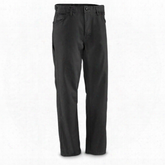 Dickies Men's Duck Utility Carpenter Pants, Slight Irregulars