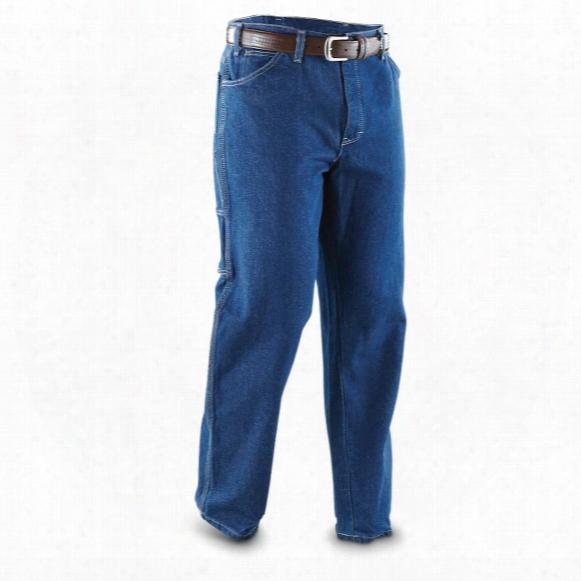 Dickies Men's Industrial Carpenter Denim Jean, Irregular