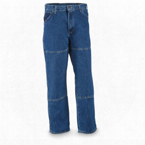 Dickies Men's Relaxed Fit Workhorse Denim Jeans