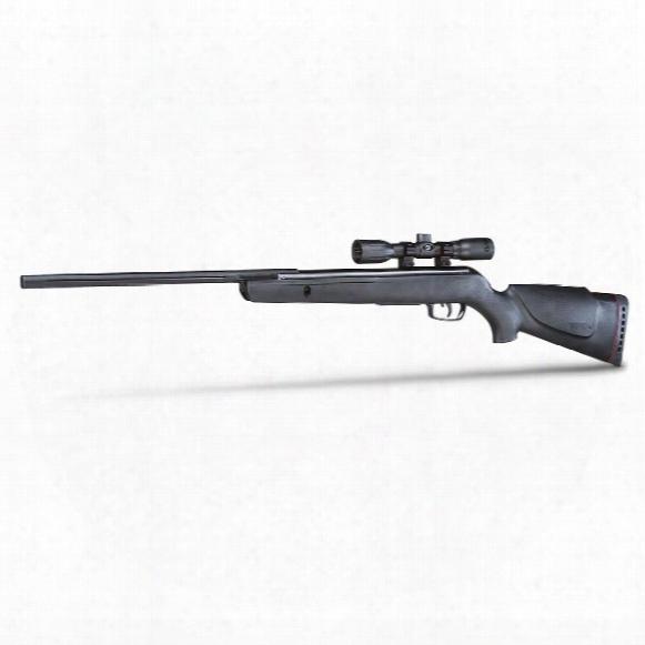 """Gamo Varmint Igt Break Barrel Air Rifle, .177 Caliber, 17.8"""" Barrel, 4x32mm Scope"""