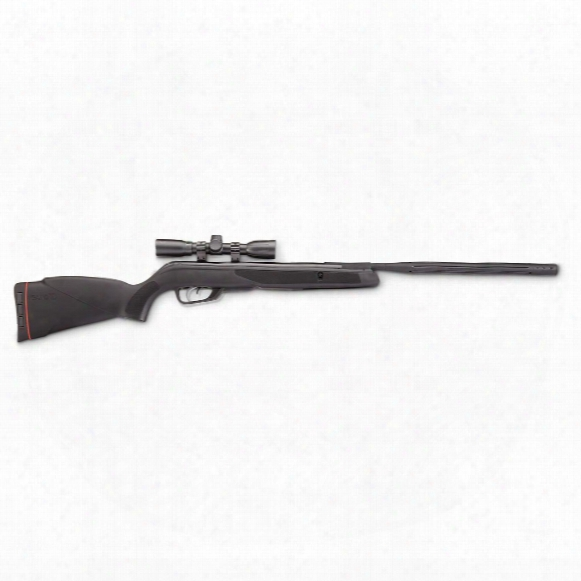 "Gamo Whisper Rapgor Igt Break Barrel Air Rifle, .22 Caliber, 18"" Barrel, 4x32mm Scope"