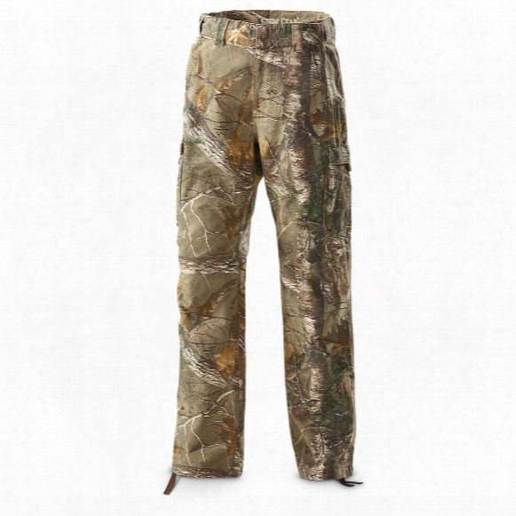 Guide Gear Men's Camo Ripstop Hunting Pants