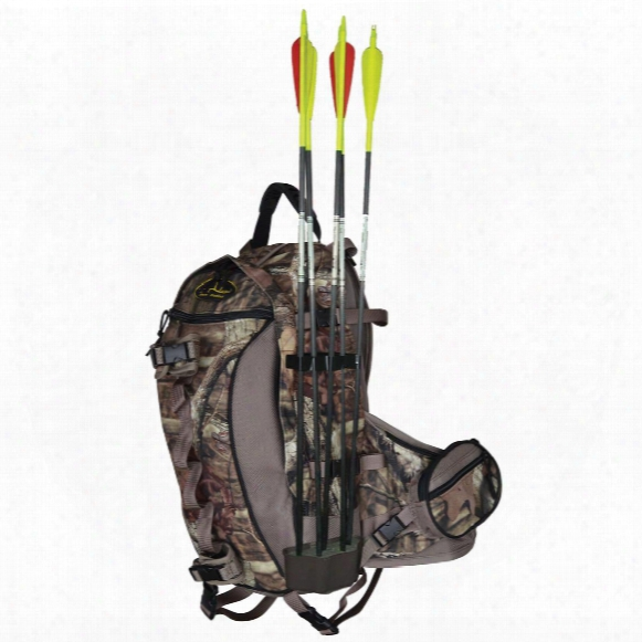 Horn Hunter G2 Daypack With Maq Quiver, Realtree Xtra Camo
