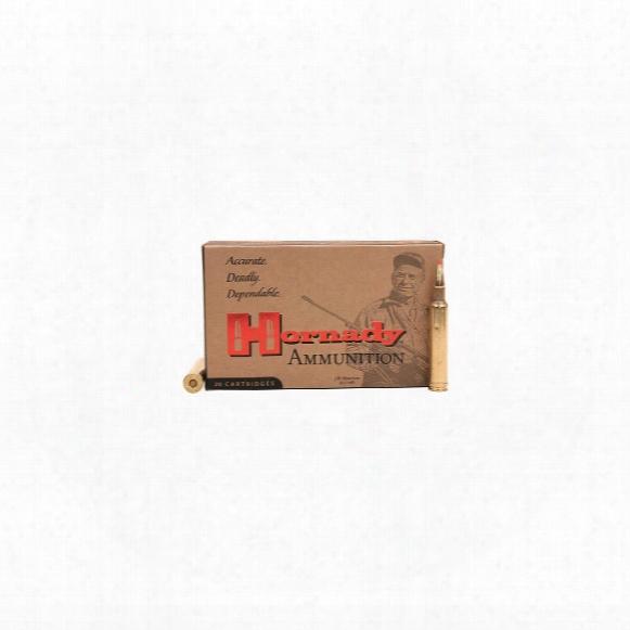 Hornady Custom, .300 Weatherby Magnum, Gmx, 180 Grain, Lead-free, 20 Rounds