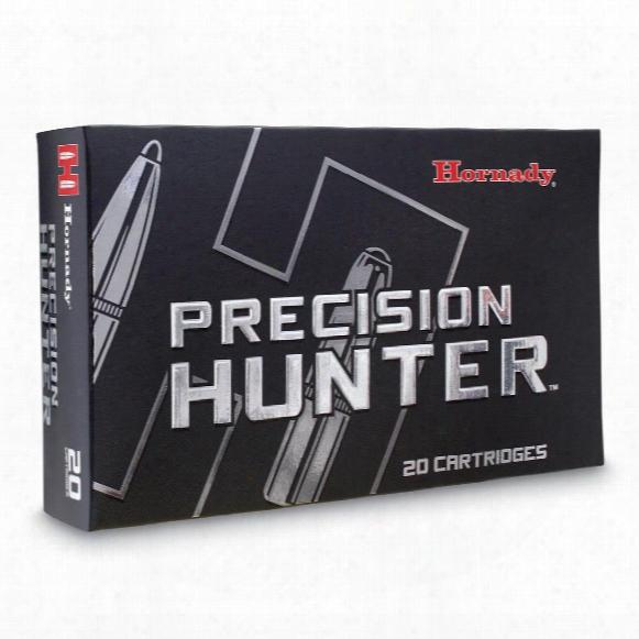 Hornady Precision Hunter, .300 Remington Ultra Magnum, Eld-x, 220 Grain, 20 Rounds