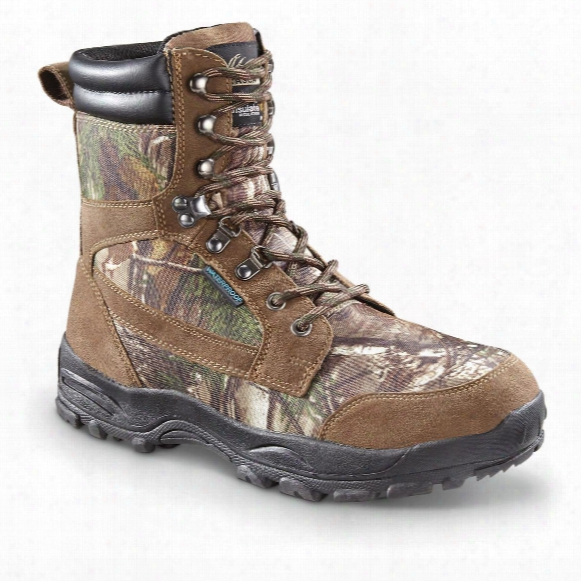 Itasca Men's Big Buck Insulated Hunting Boots, 800 Gram, Waterproof