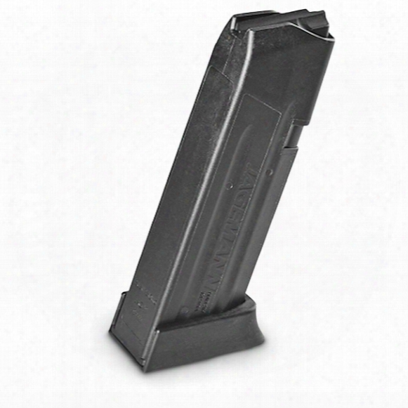 Jagemann Glock 19, 9mm Caliber Magazine, 15 Rounds