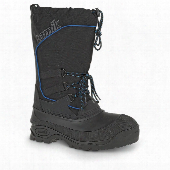 Kamik Men's Rider Waterproof Winter Boots
