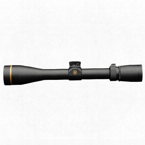 """Leupold Vx-3i 4.5-14x40mm Cds Rifle Scope, 1"""", Wind-plex Reticle"""